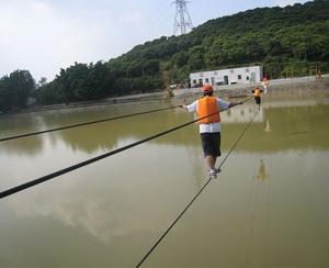 水上户外拓展训练