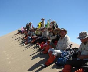 盘锦沙漠集训